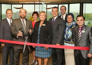 Ford Land Opens Executive Offices at Fairlane Plaza