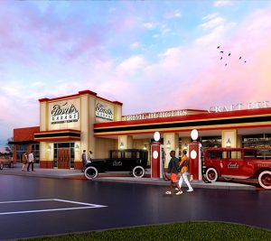 Ford Land Announces New Ford's Garage Restaurant