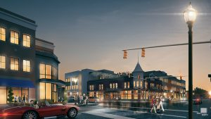 Ford Land to Develop a New Urban Office, Retail Space in West Dearborn
