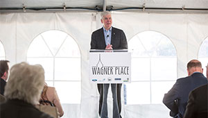 Ford Land Wagner Place Ground Breaking Governor Snyder