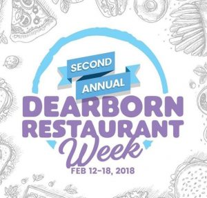 Ford Land sponsors Dearborn Restaurant Week