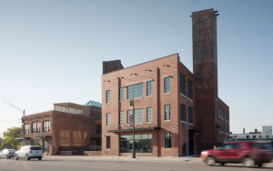 Historic Corktown Becomes Home to Ford Motor Company's Electric Vehicle Team