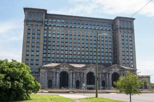 Ford Acquires Iconic Michigan Central Station as Centerpiece of New Detroit Campus to Usher in Ford's Smart, Connected Future
