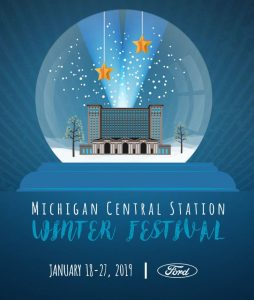 Ford Hosts First Michigan Central Station Winter Festival