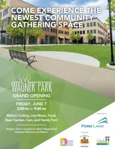 Wagner Park Grand Opening Event