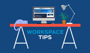 Maximize Productivity With These Ergonomic Home Workspace Tips