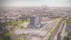 Ford Reveals Plans for Innovation District Around Michigan Central Station